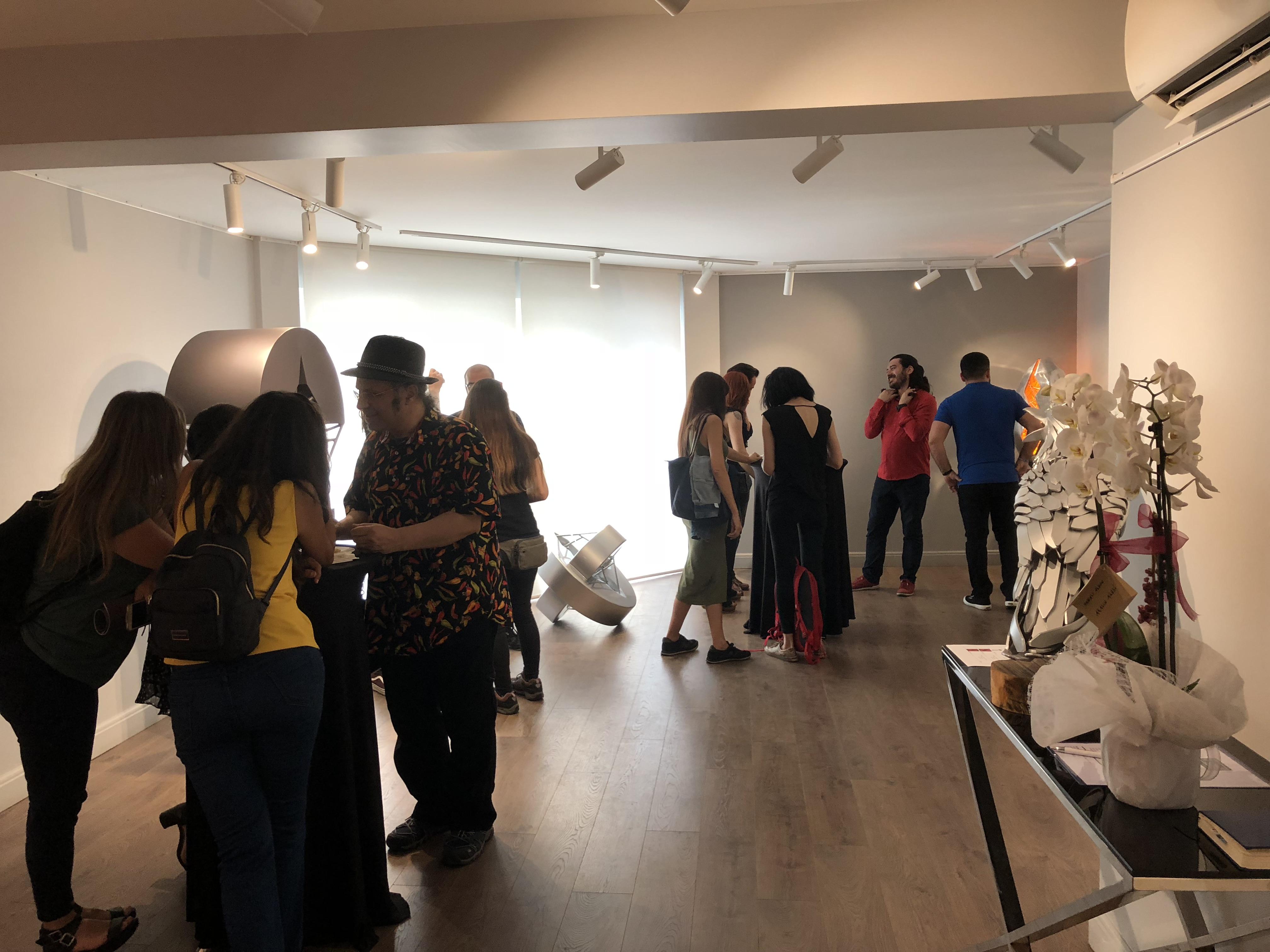 F Sanat Galeri Çiğdem Öz Ara Kesit Sergisi (91)