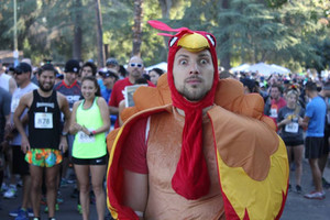 Its on!  4th Annual Phoenix Hope/City of Redlands TurkeyTrot