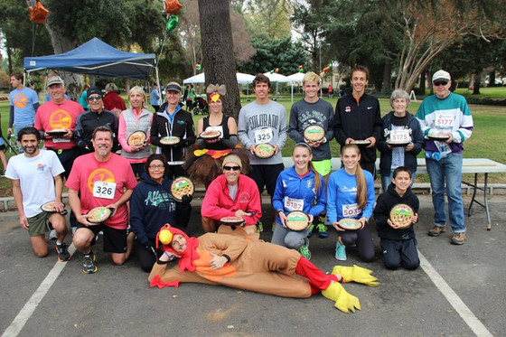 Get your run on!  3rd Annual Phoenix Hope/City of Redlands Turkey Trot