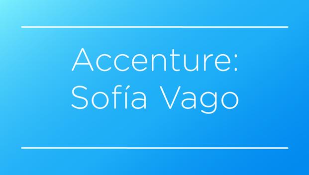 Accenture: Sofia Vago