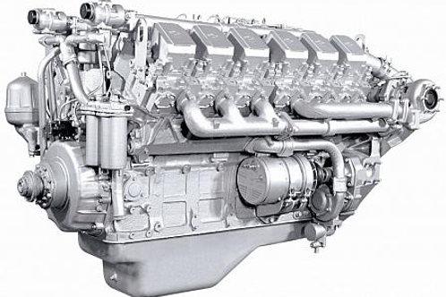 Двигатель 240ПМ2-1000186 (ремонтный)