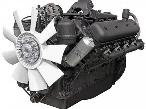 Двигатель 238НД5-1000186 (индивидуальная сборка)