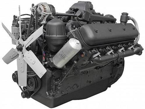 Двигатель 238НД3-1000186 (индивидуальная сборка)