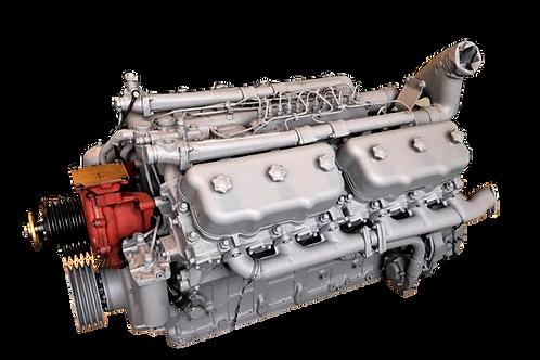 Двигатель 240БМ2-1000187 общие ГБЦ (индивидуальная сборка)