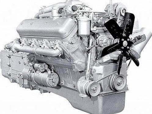Двигатель 238Д-1000187 (ремонтный)