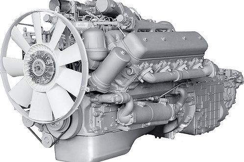 Двигатель 7511.1000146-06 общие ГБЦ (индивидуальная сборка)