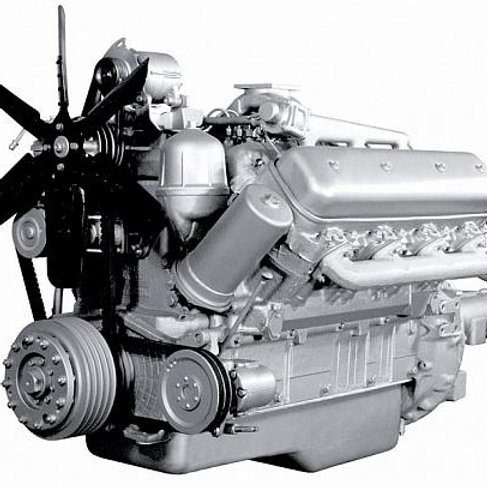 Двигатель 238АК-1000187 (индивидуальная сборка)