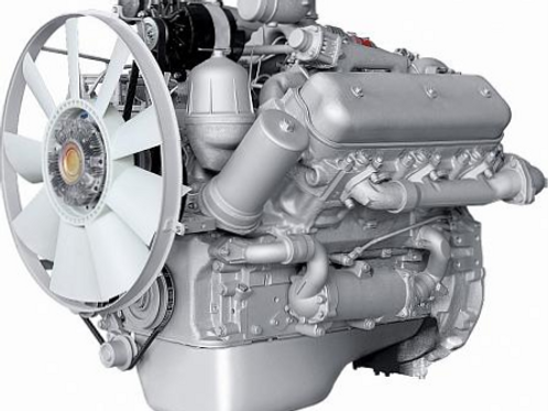 Двигатель 236НЕ2-1000189 (индивидуальная сборка)