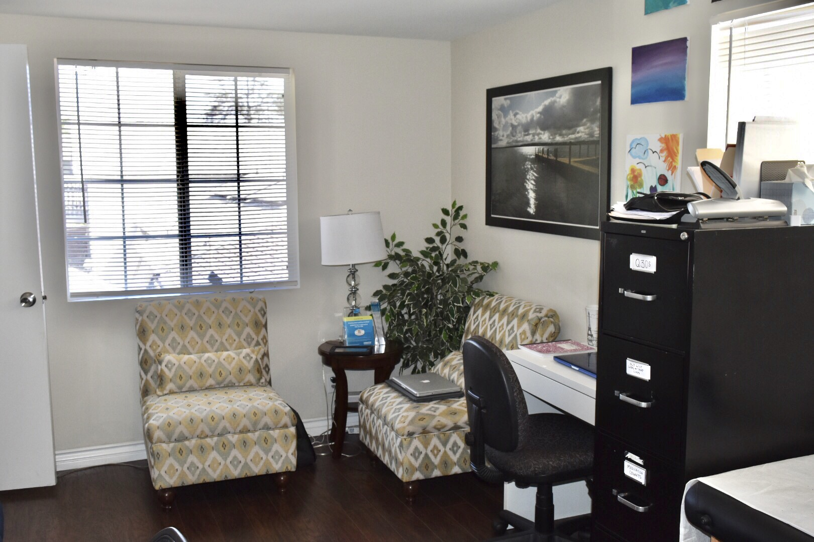 Addiction Treatment Clinical Room