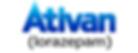 Ativan Logo