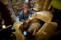 Dr-Zahi-Hawass-at-an-excavation-highress