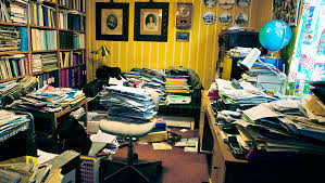 There's A Link Between Too Much Clutter And Depression