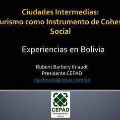 Rubens Barbery - Turismo y Ciudades Inte