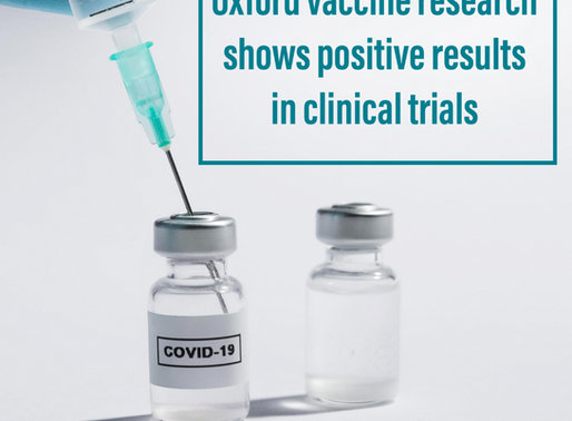 Oxford vaccine shows positive results in clinical trials