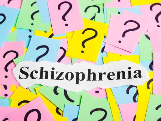 4 things everyone should know about schizophrenia
