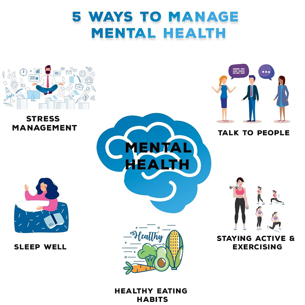 ways to manage mental health