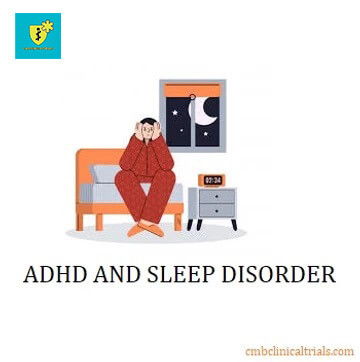 ADHD and sleep disorder