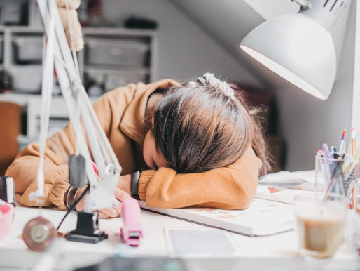 How can job stress impact your mental health?