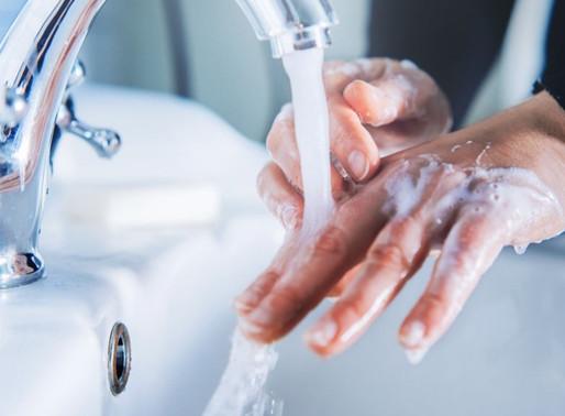 Handwashing slows the virus more effectively than face masks