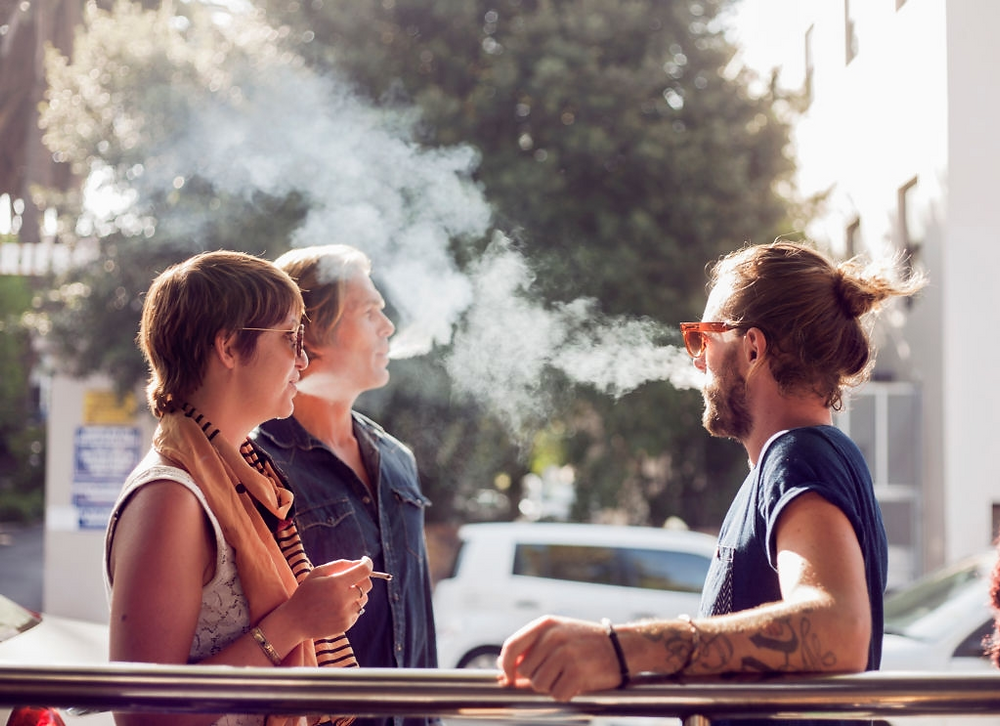Are smokers at higher risk of covid19 infection?