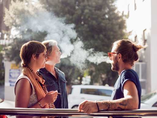 Are smokers at a higher risk of COVID-19 infection?