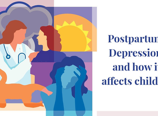 Postpartum Depression and how it affects children