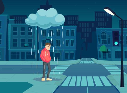 Adjustment disorder or situational depression
