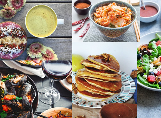 5 Recipes for better mental health