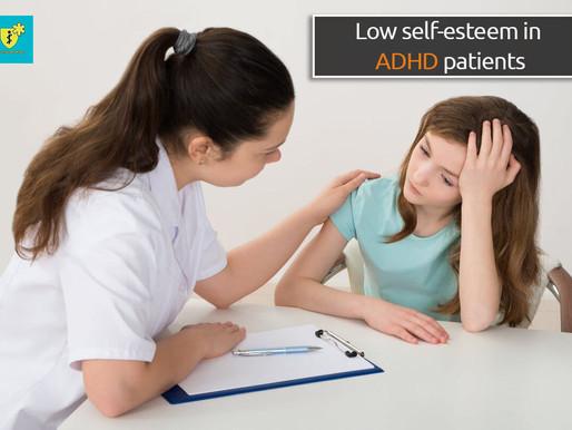 Low self-esteem in ADHD patients