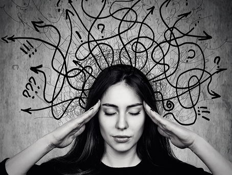 How to Tame Intrusive Thoughts