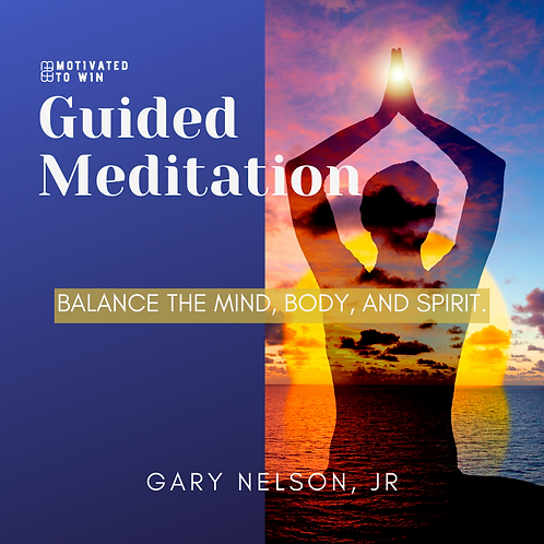 Guided Meditation with Gary Van Nelson