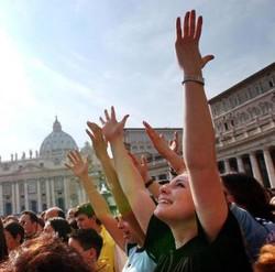 alabanza en Vaticano