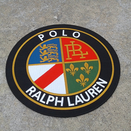 Polo Cookie Patch (11 Inch)