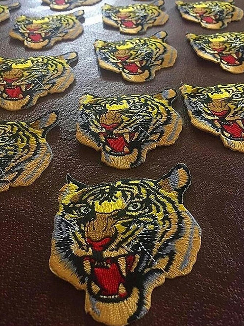 """Polo Sport """"Tiger"""" Patch"""