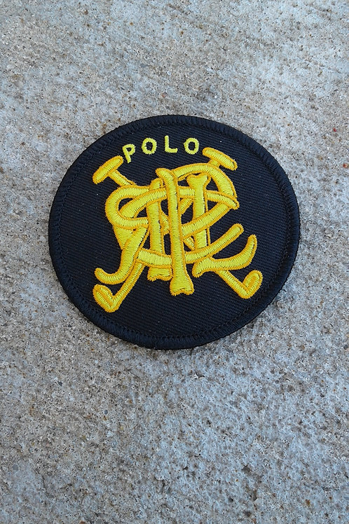 Polo Scribble Patch