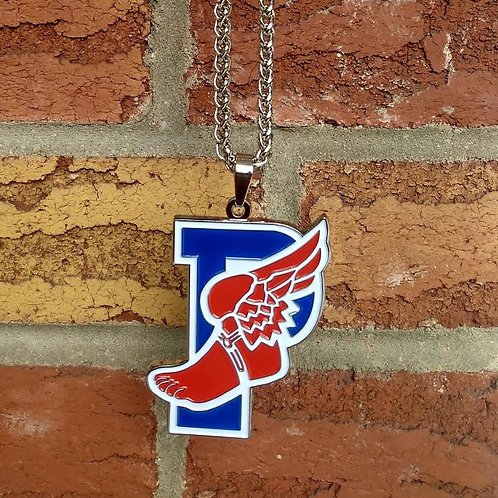 "P WING ""MEDALLION"" CHAIN"