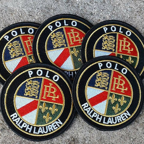 Polo Cookie - Patch (Sew On)