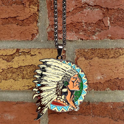 "CHIEF ""MEDALLION"" CHAIN"