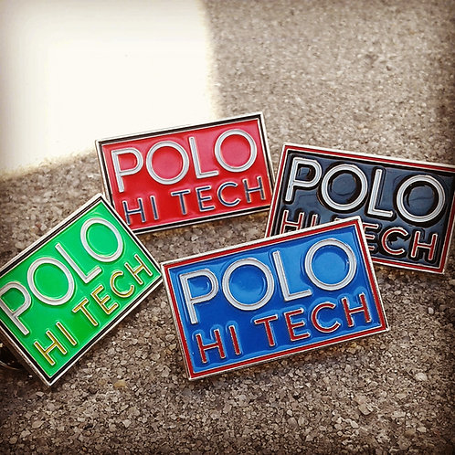"Polo Hi Tech ""Lapel Pins """