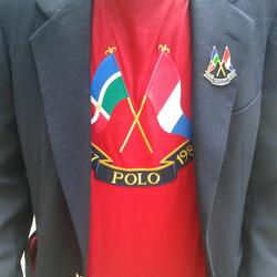 Anniversary Cross Flags