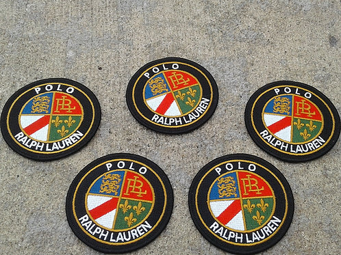 5 Polo Cookie Patch Set (3 Inch)