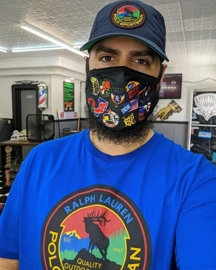 OG POLO FACE MASK