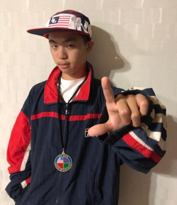 "LO LIFE AMERICA (5) PANEL HAT ""Japan"""