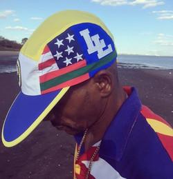 LEGENDARY 5 PANEL HAT shoot feat. RACK-LO