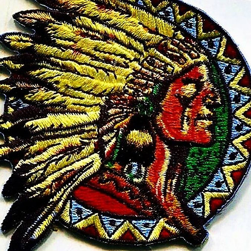 Indian Chief - Patch