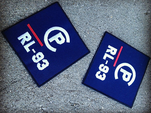 CP RL-93 (Patch) Navy Blue
