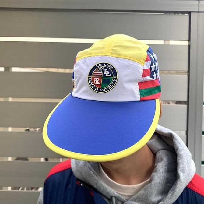 LEGENDARY 5 PANEL HAT (JAPAN)