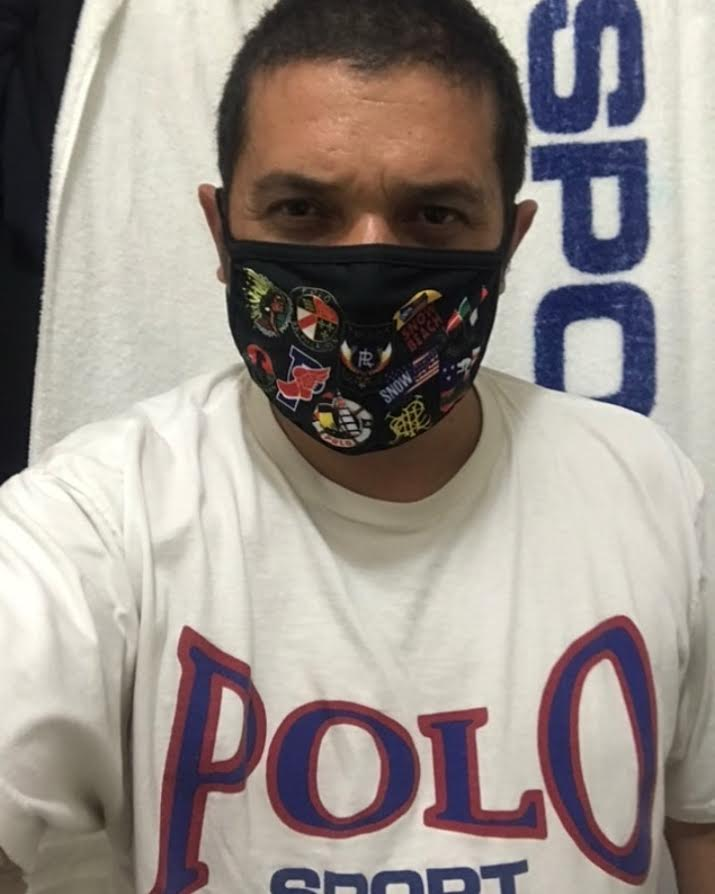OG POO FACE MASK