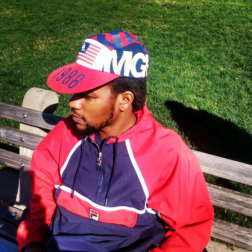 LO LIFE AMERICA (5 PANEL LONG BILL) HAT
