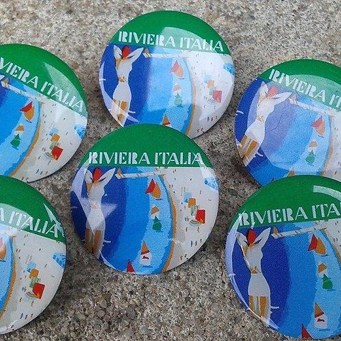 Riviera Pin